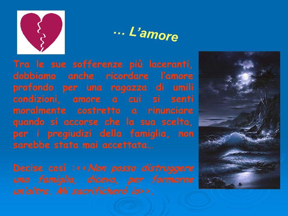 … L'amore