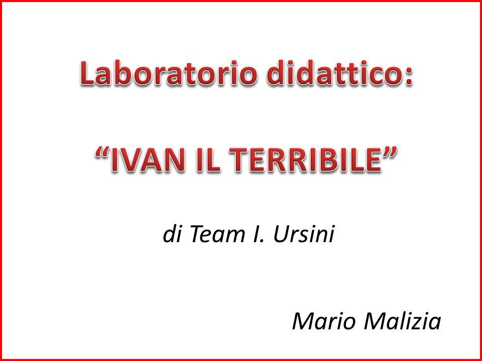 Laboratorio didattico: