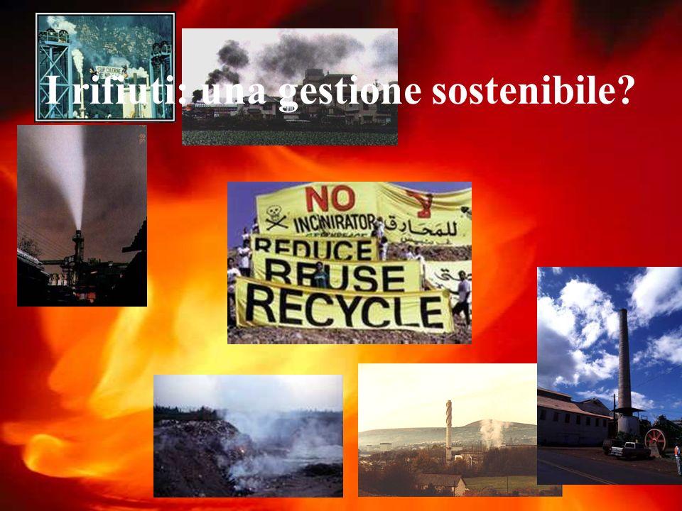 I rifiuti: una gestione sostenibile