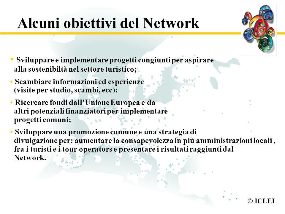 Alcuni obiettivi del Network