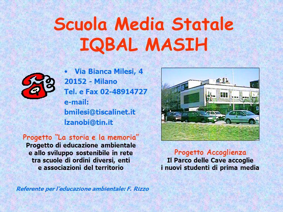 Scuola Media Statale IQBAL MASIH