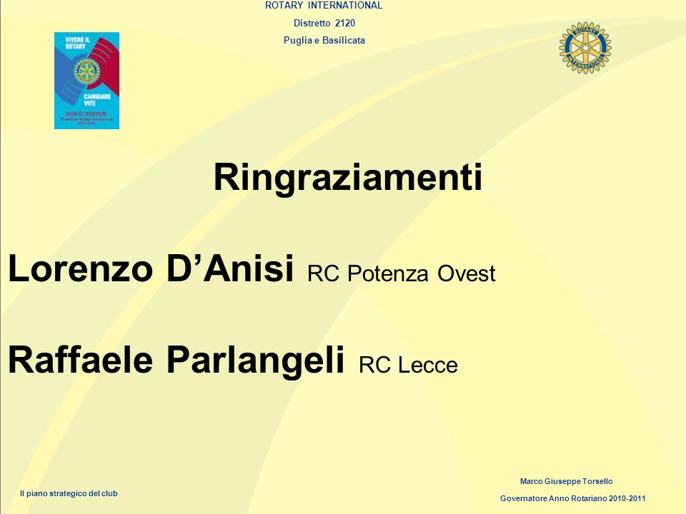 Lorenzo D'Anisi RC Potenza Ovest Raffaele Parlangeli RC Lecce