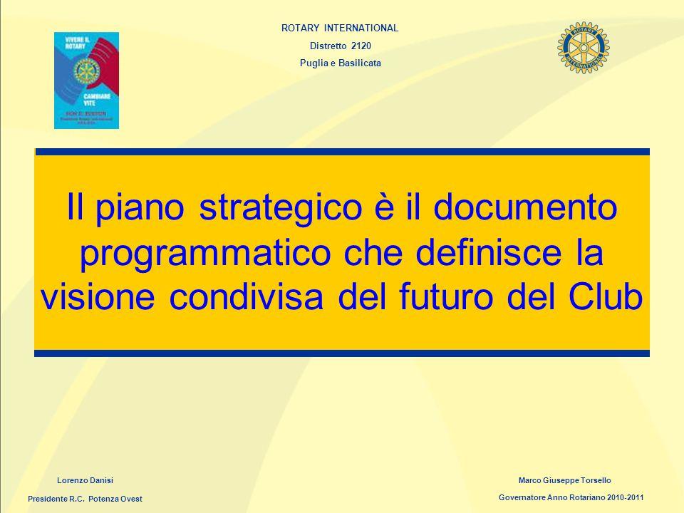 ROTARY INTERNATIONAL Distretto 2120. Puglia e Basilicata.