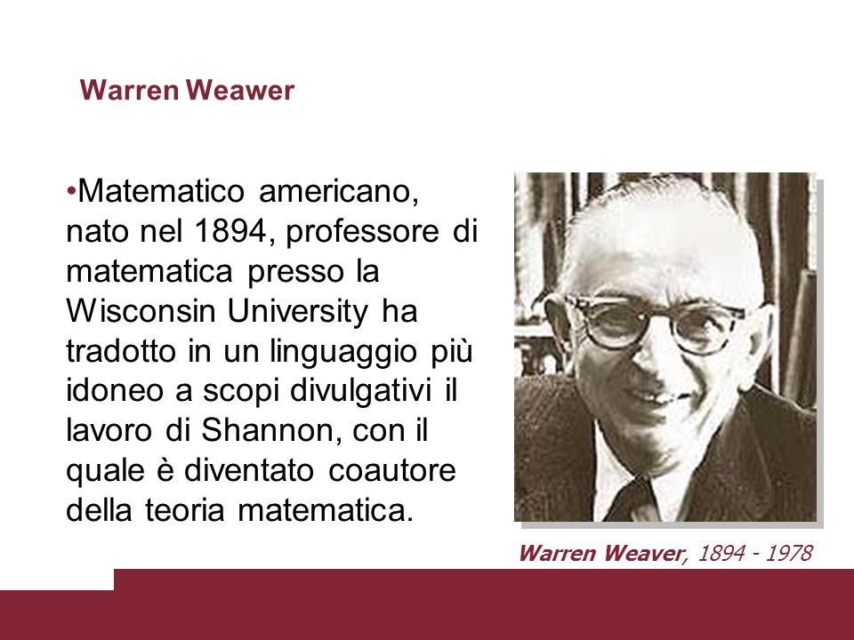 Warren Weawer
