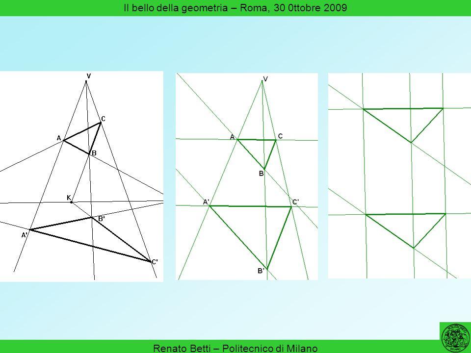 Il bello della geometria – Roma, 30 0ttobre 2009