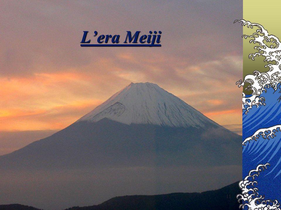 L'era Meiji