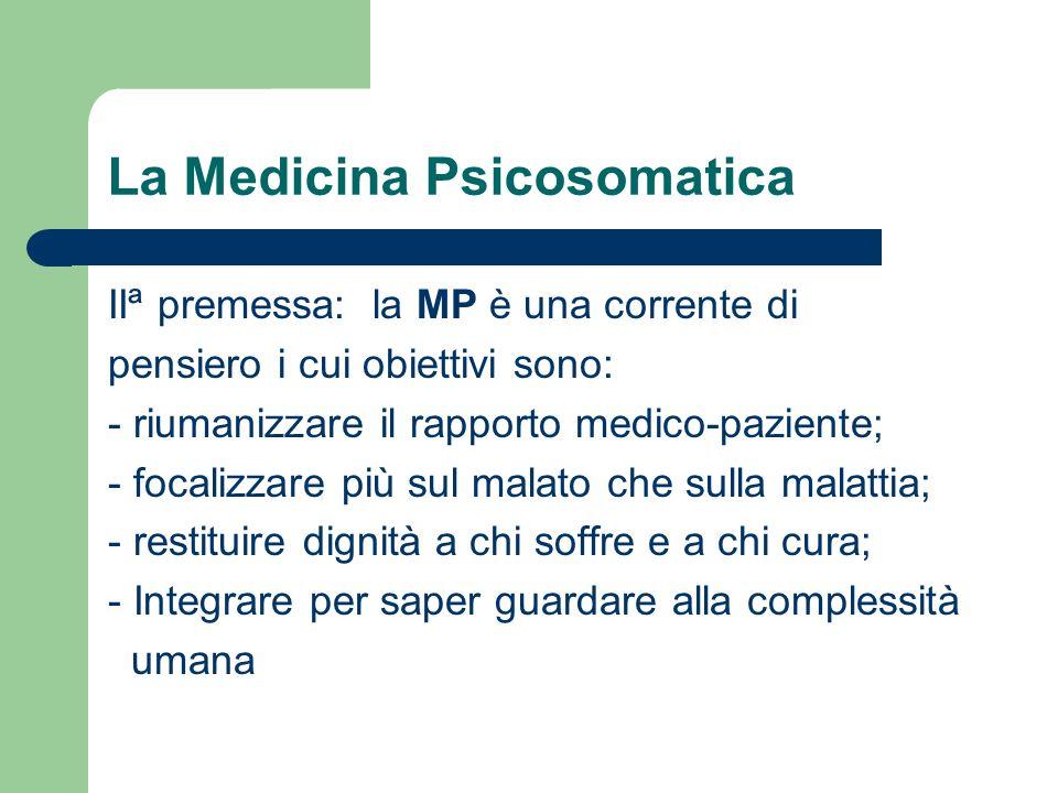 La Medicina Psicosomatica