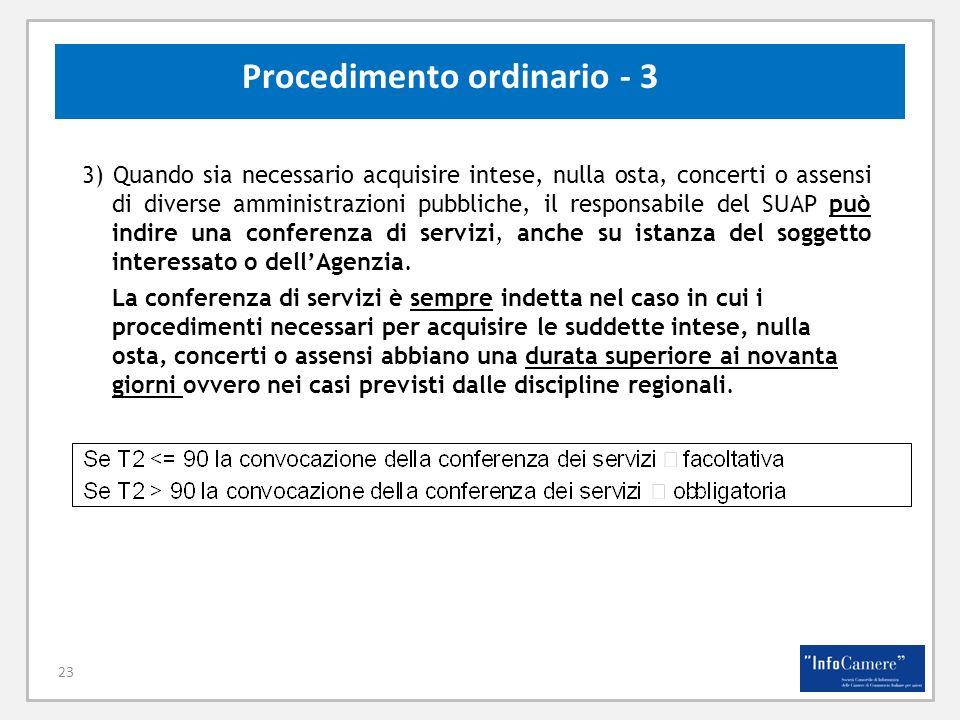 Procedimento ordinario - 3