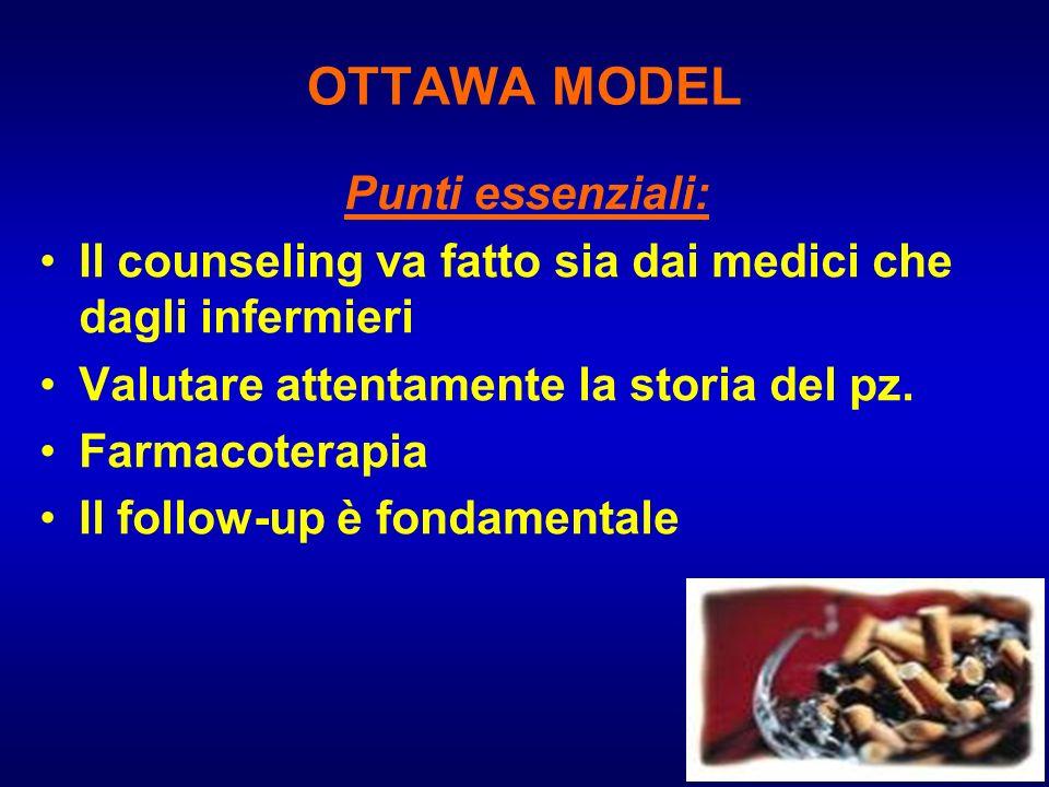 OTTAWA MODEL Punti essenziali: