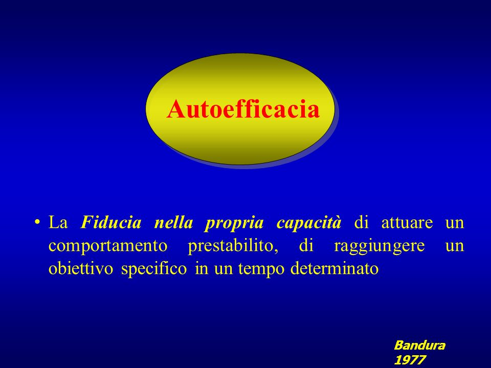 Autoefficacia