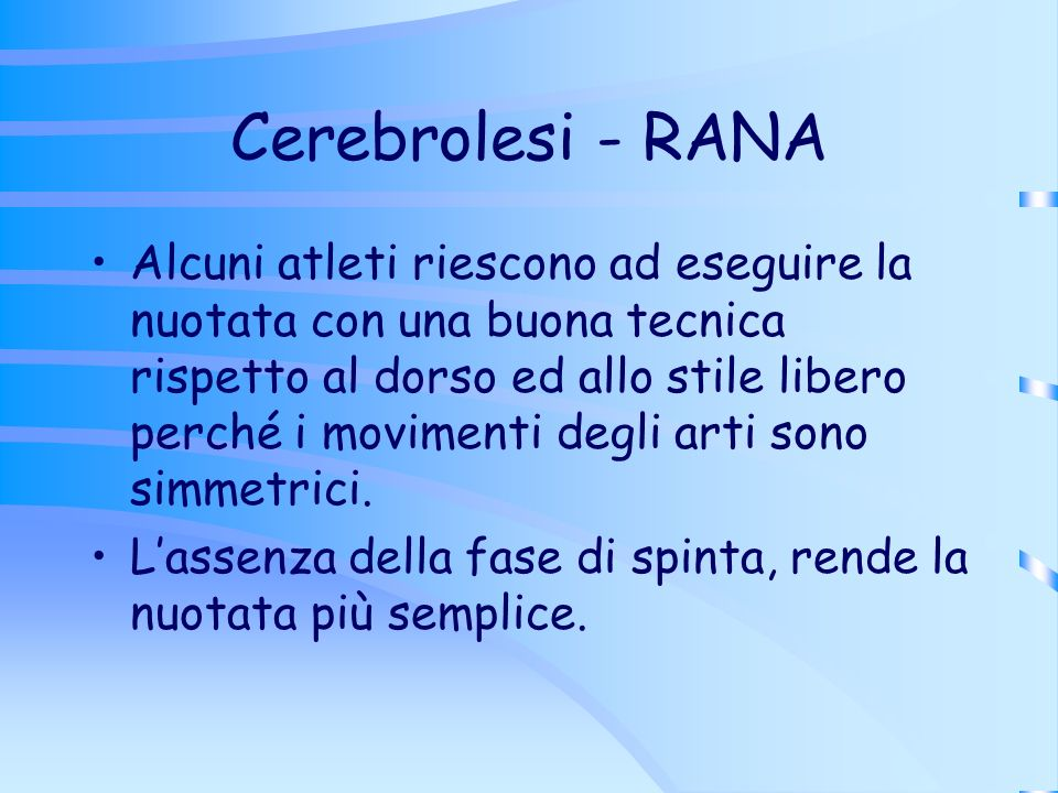Cerebrolesi - RANA