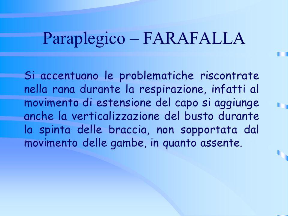 Paraplegico – FARAFALLA