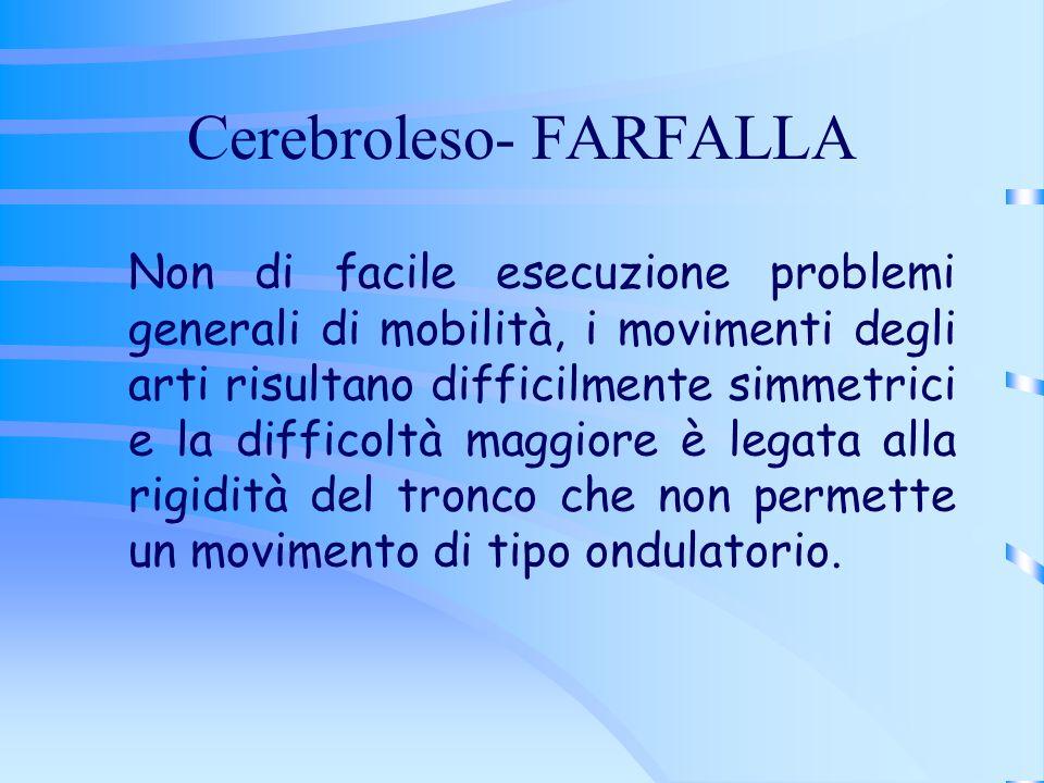 Cerebroleso- FARFALLA
