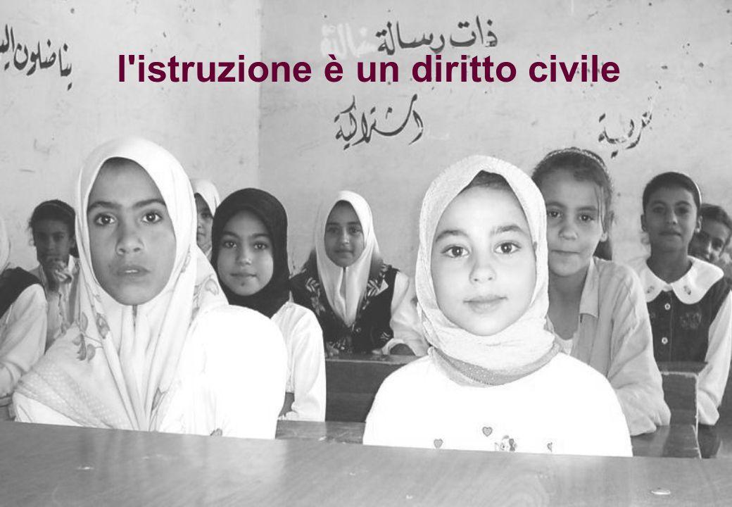 l istruzione è un diritto civile