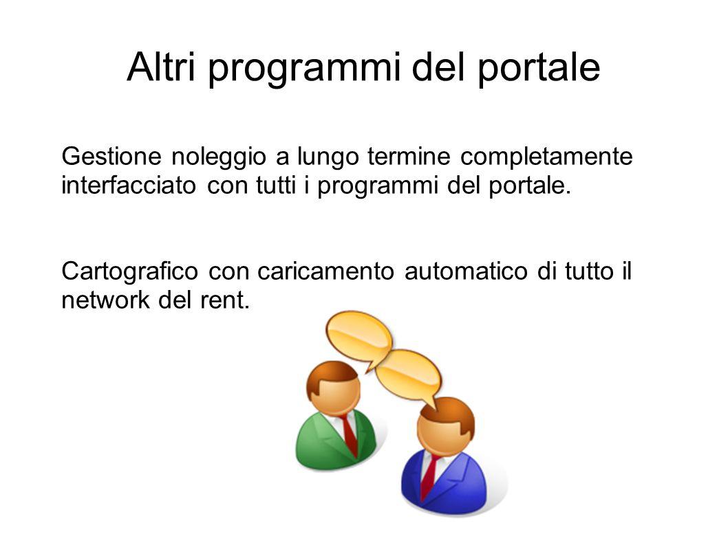 Altri programmi del portale