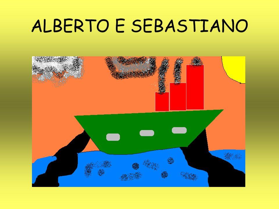 ALBERTO E SEBASTIANO