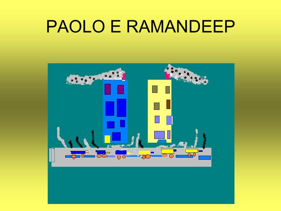 PAOLO E RAMANDEEP