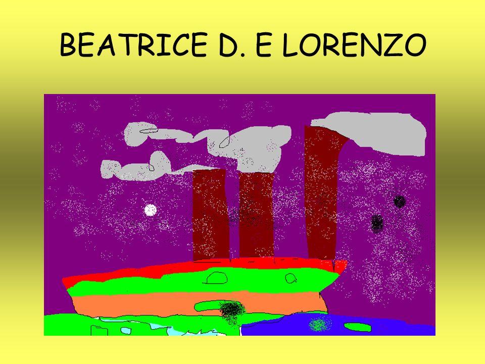 BEATRICE D. E LORENZO