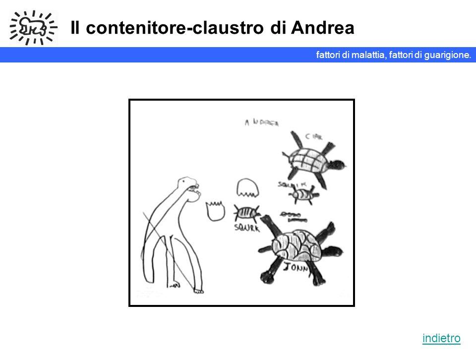 Il contenitore-claustro di Andrea