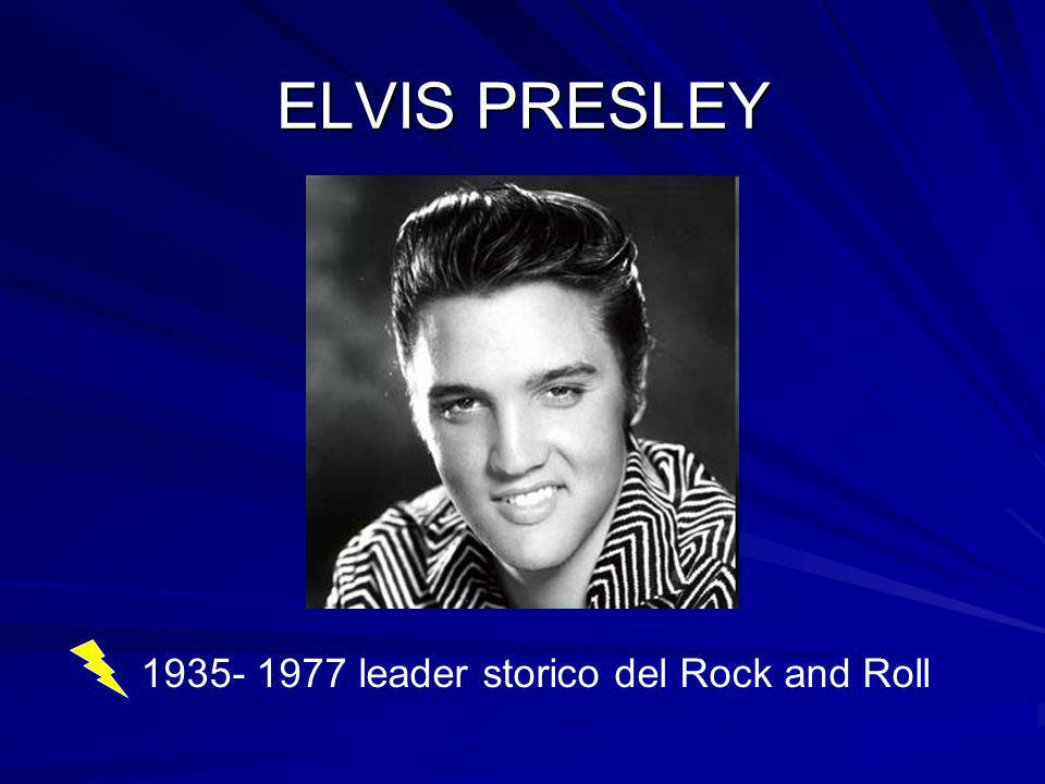 leader storico del Rock and Roll