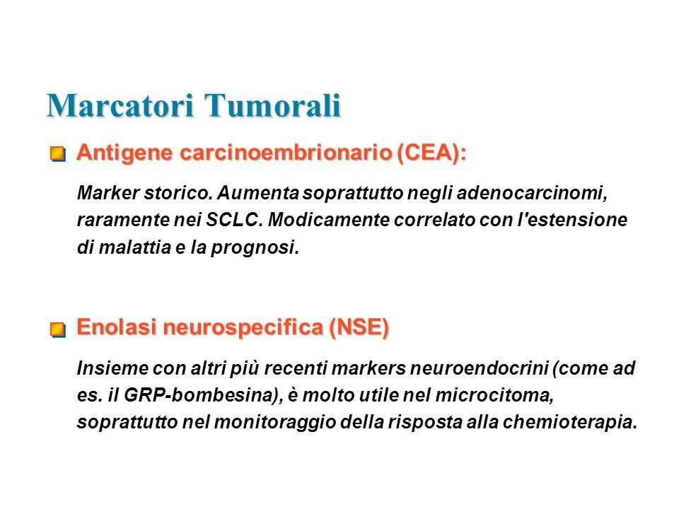 Marcatori Tumorali Antigene carcinoembrionario (CEA):