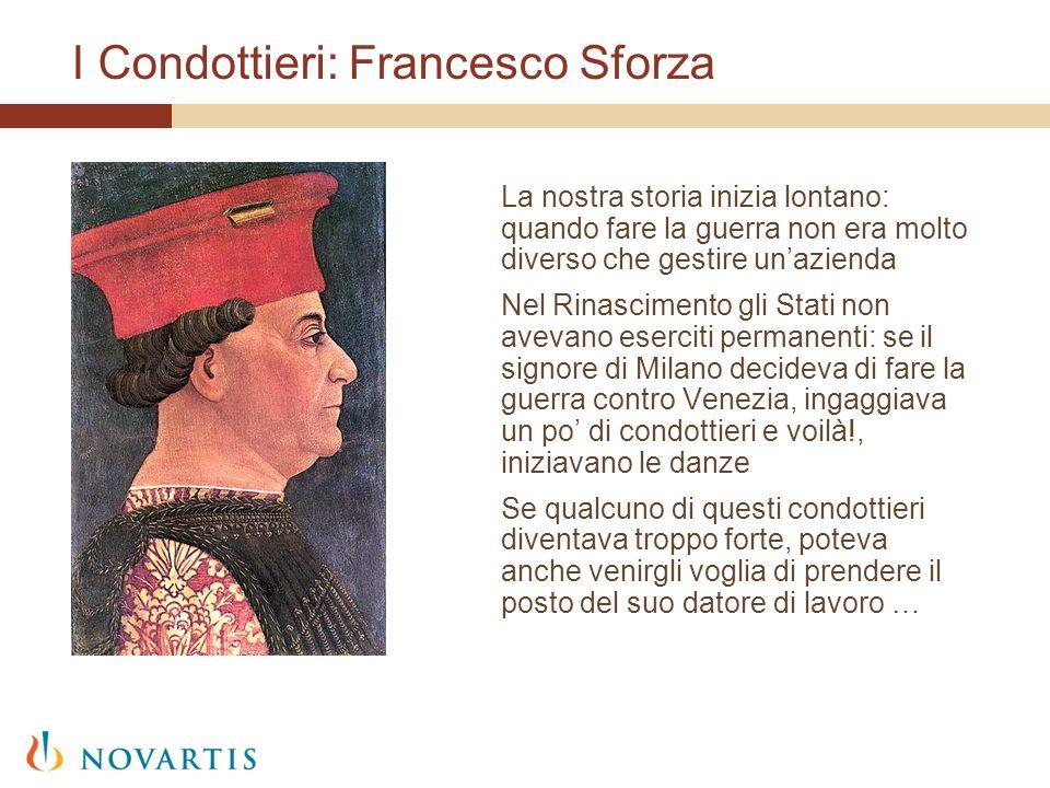 I Condottieri: Francesco Sforza