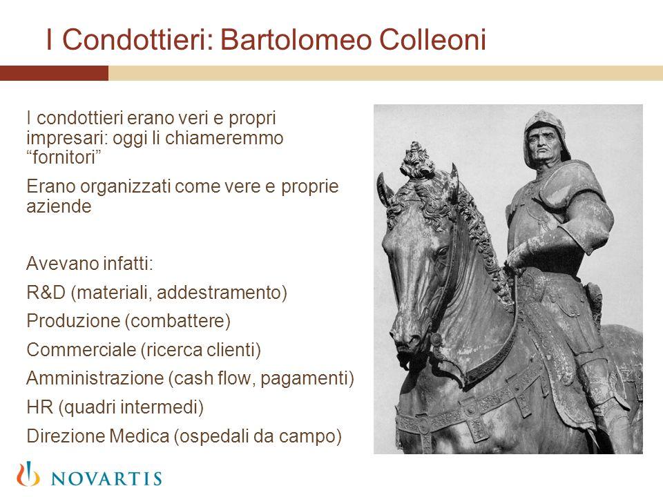 I Condottieri: Bartolomeo Colleoni