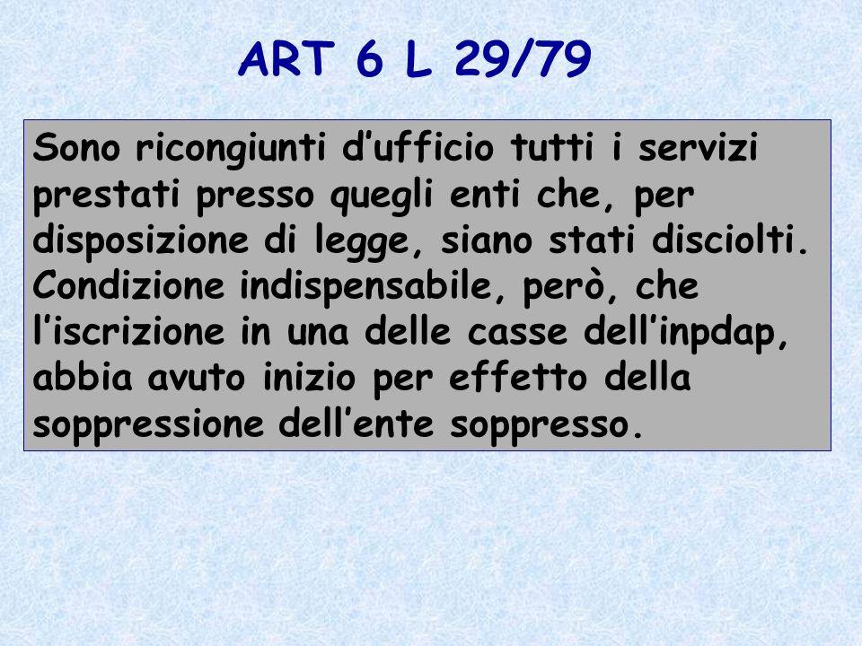 ART 6 L 29/79