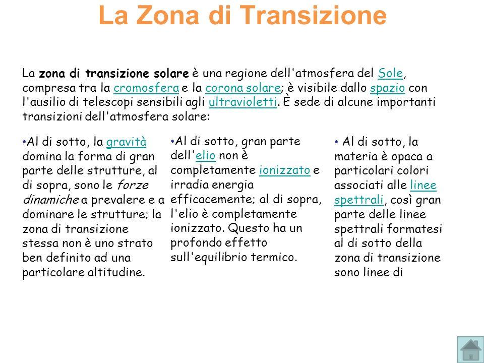 La Zona di Transizione