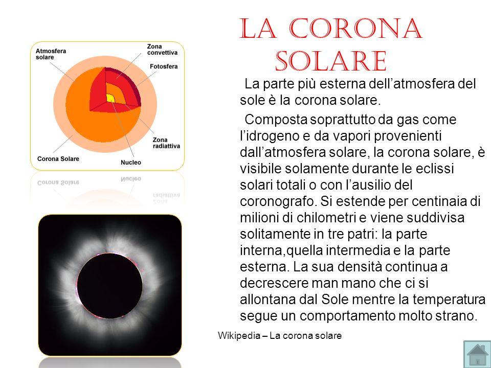 La corona solare