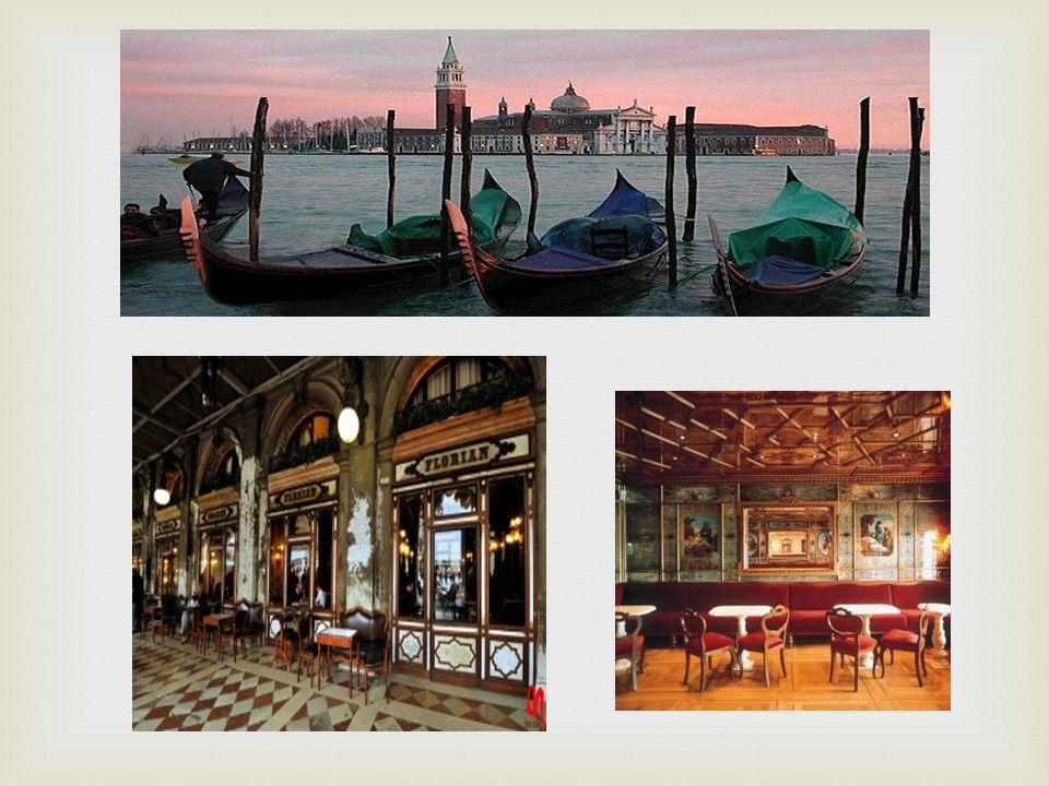 Venezia fu la prima città italiana ad aver avuto l'onore di dare il benvenuto a questo elisir d'Oriente.