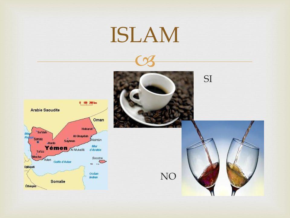 ISLAM SI NO Ma il caffè venne scoperto tempo addietro…