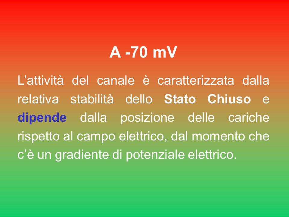 A -70 mV