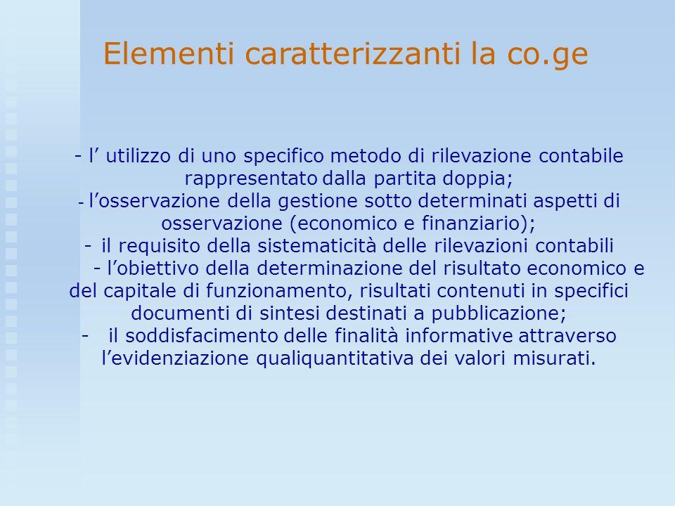 - il requisito della sistematicità delle rilevazioni contabili