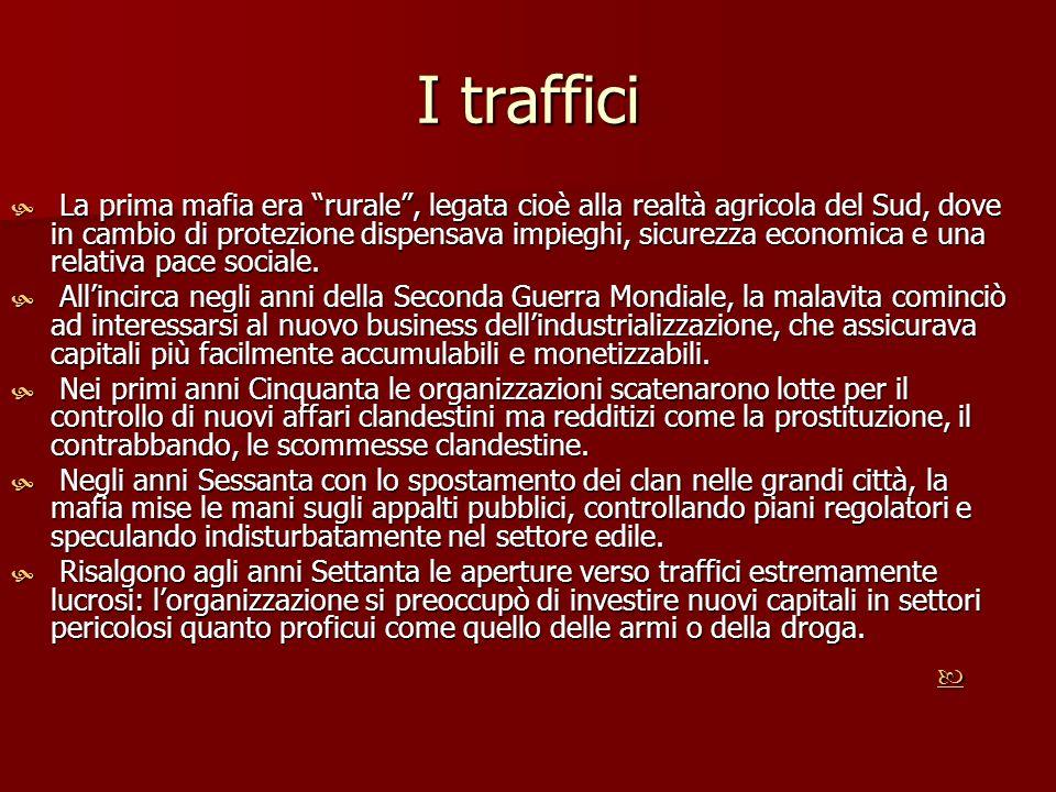 I traffici