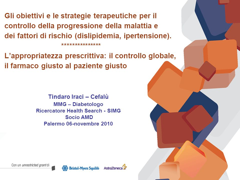 Ricercatore Health Search - SIMG