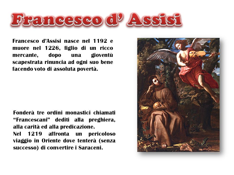 Francesco d' Assisi