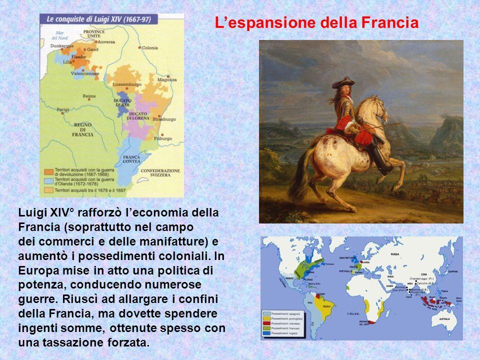 L'espansione della Francia
