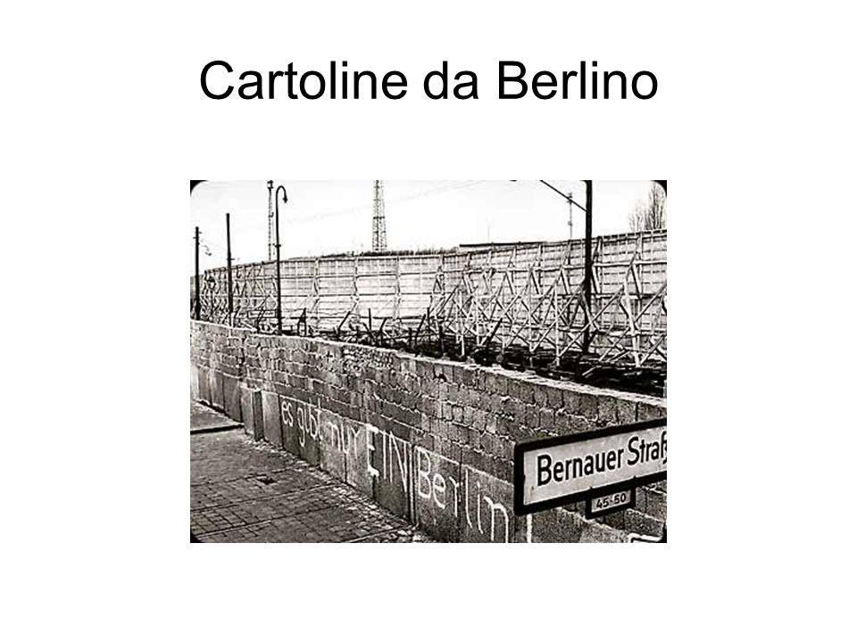 Cartoline da Berlino