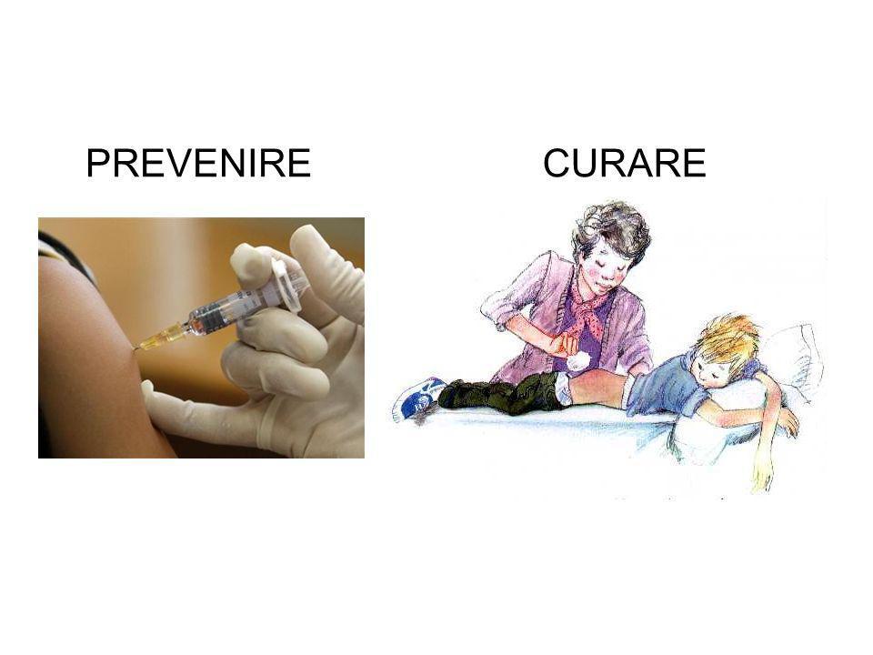 PREVENIRE CURARE