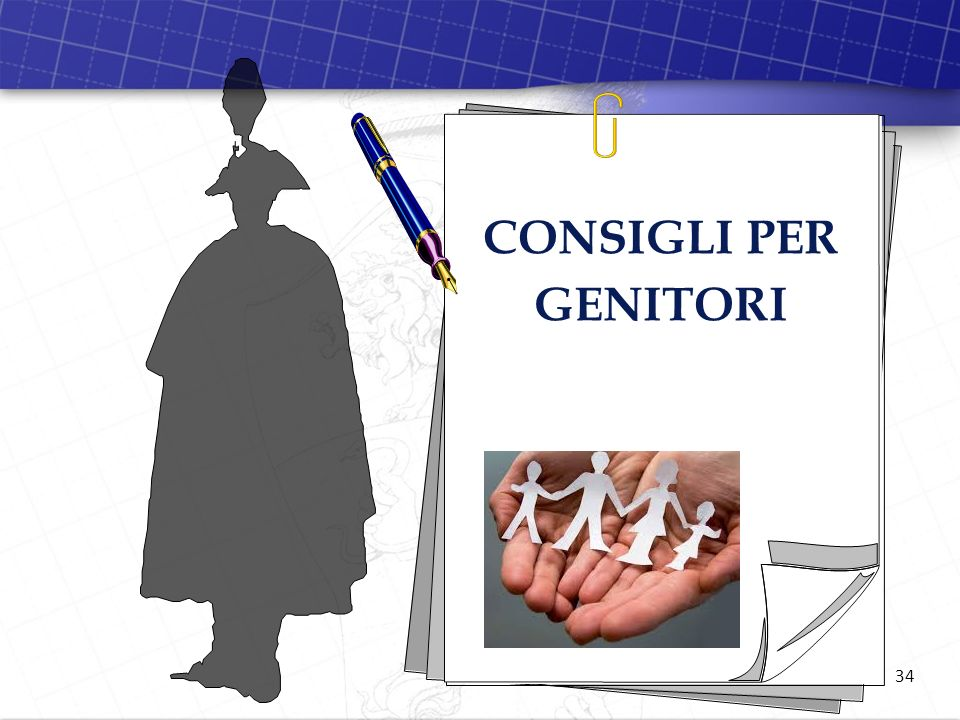 CONSIGLI PER GENITORI 34