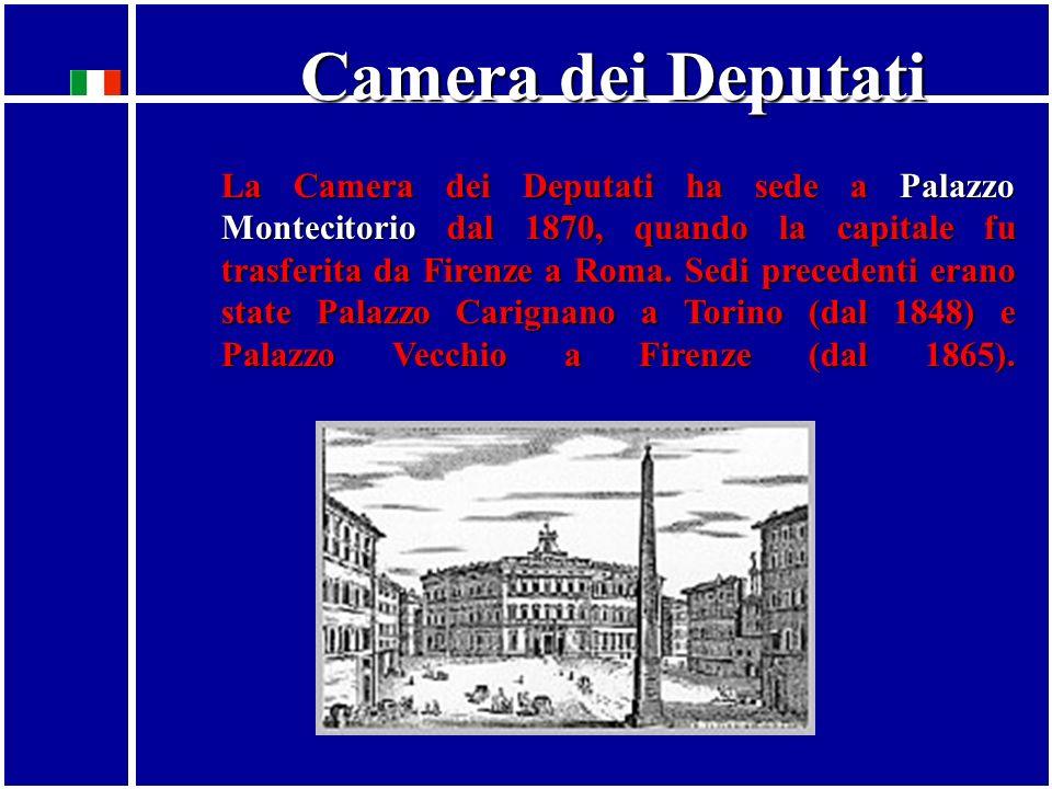 Il parlamento italiano ppt video online scaricare for Sede camera deputati