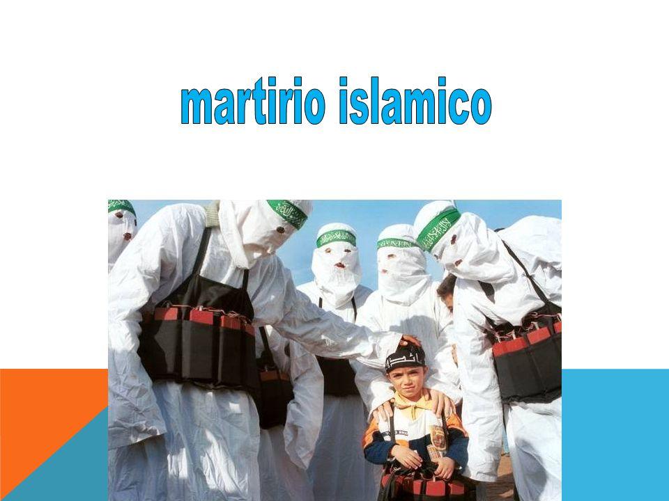 martirio islamico