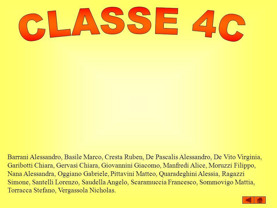 CLASSE 4C
