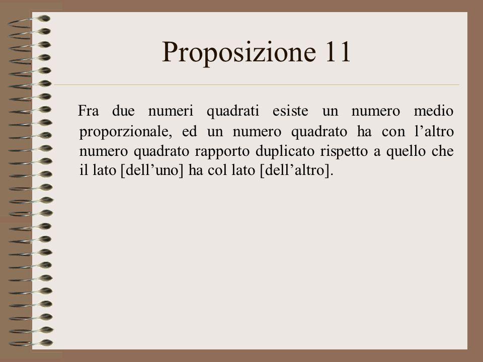Proposizione 11