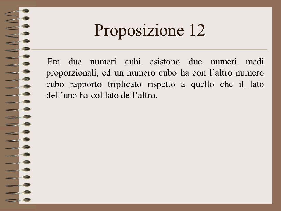 Proposizione 12