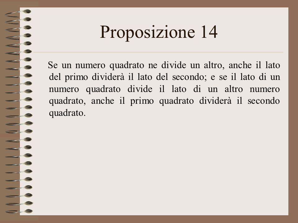 Proposizione 14