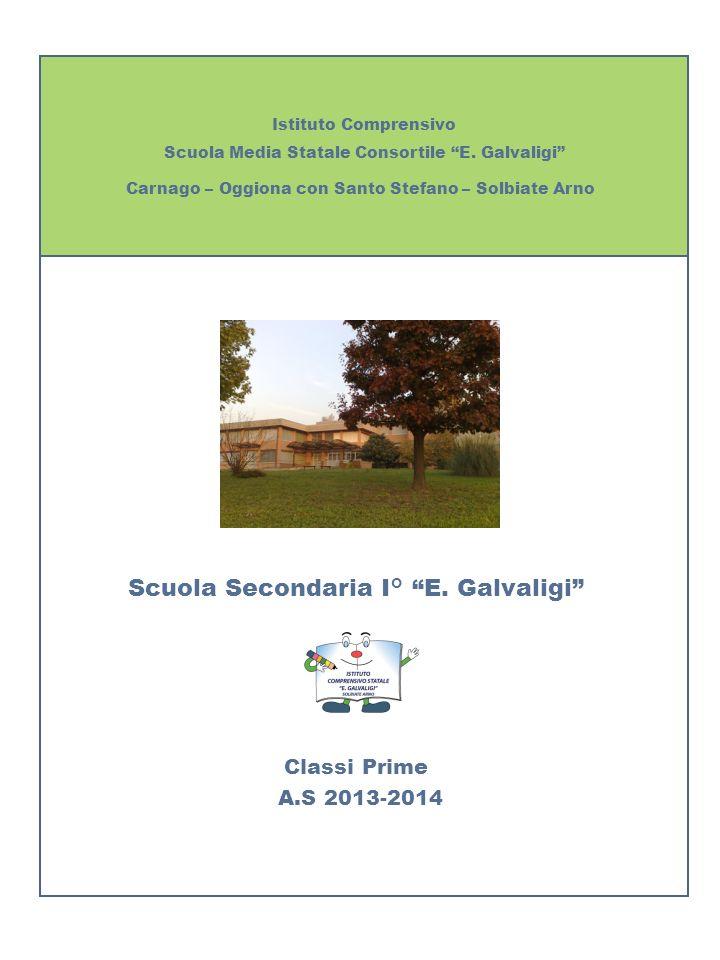 Scuola Secondaria I° E. Galvaligi