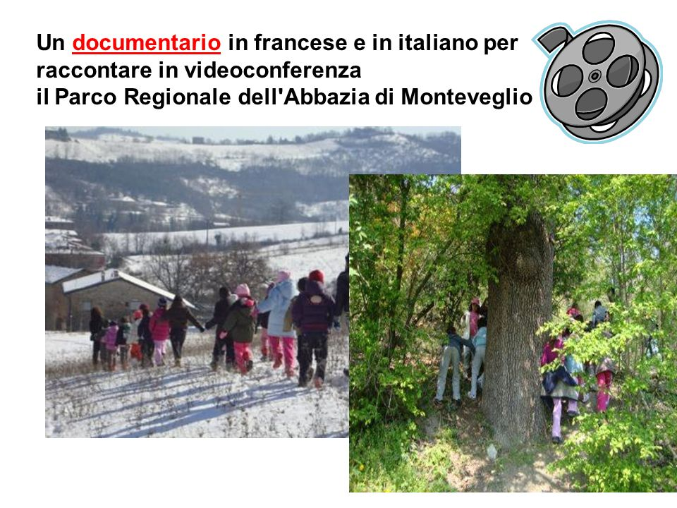 Un documentario in francese e in italiano per raccontare in videoconferenza