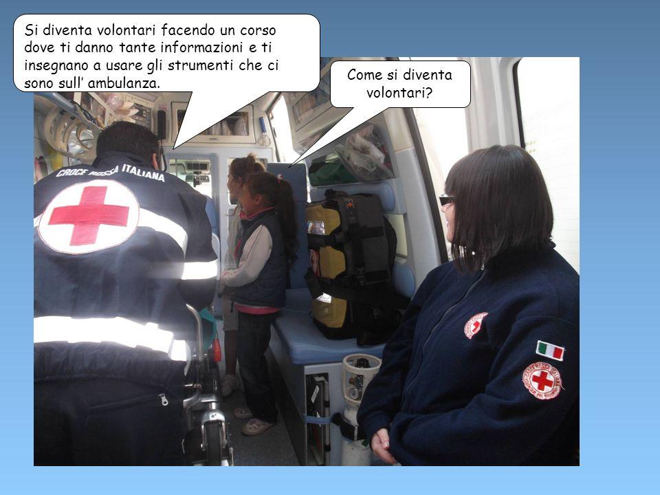 Come si diventa volontari
